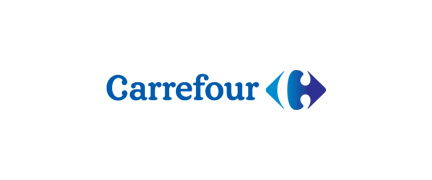 Comarch EDI Referenzkunde Carrefour Logo