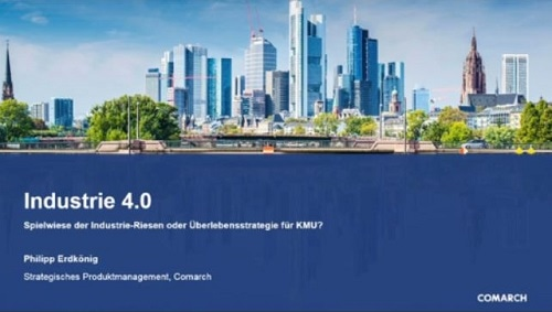 Webcast Industrie 4.0