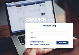 business lounge von comarch
